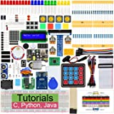 Freenove RFID Starter Kit for Raspberry Pi 4 B 3 B+, 423 Pages Detailed Tutorials, Python C Java, 204 Items, 53 Projects, Lea