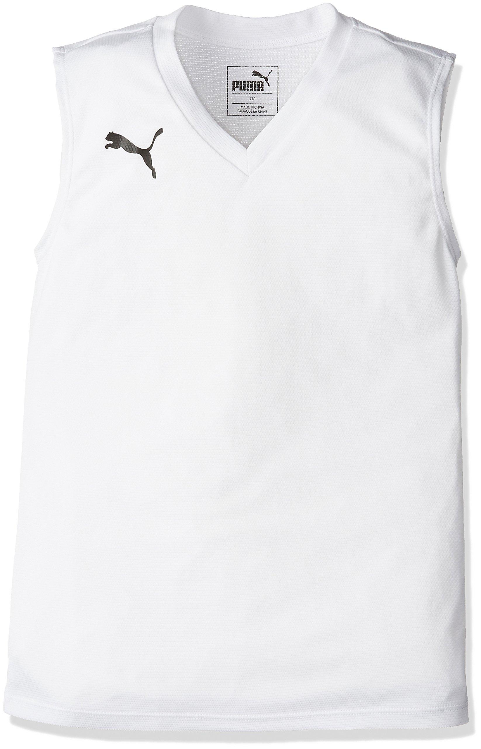 プーマ サッカー ジュニア長袖インナーシャツ ジュニアSLインナーシャツ 65527802 ボーイズ プーマ ホワイト