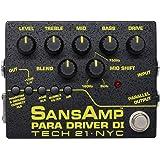 TECH21 SANSAMP パラメトリックEQ搭載 楽器用 DI PARA DRIVER DI Ver.2 【国内正規品】