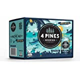 4 Pines Australian Pacific Ale Party Pack, 375ml (Pack of 30)