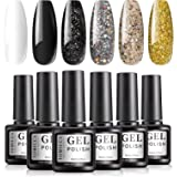 TOMICCA Gel Nail Polish For Manicure Nail Art, Christmas Colours (026)