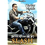 Slash (Devil's Fury MC 7)