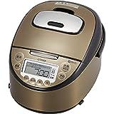 タイガー魔法瓶(TIGER) 炊飯器 IH 炊き分けメニュー10種搭載 1L ダークブラウン JKT-P180-TK