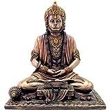 Purpledip Ram Bhakt BajranjBali Hanumanji Hanuman Hindu God Statue Idol Figurine for Home (10826)
