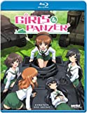Girls and Panzer Complete OVA Series [Blu-ray] [Import]