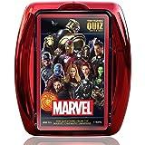 Marvel Top Trumps - Cinematic Universe Quiz | Iron Man | Captain America | Spiderman | Hulk | Thor | Family Fun
