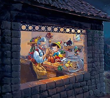 ディズニー  iPhone/Androidスマホ壁紙(1440×1280)-1 - ザ ウィッシング スター(ピノキオ)