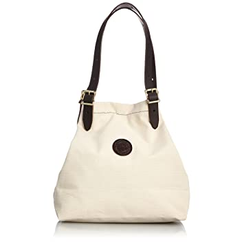 Medium Market Tote B-400: Natural