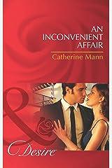 An Inconvenient Affair Kindle Edition