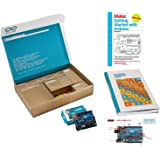 Arduino The Official Starter Kit Deluxe Bundle with Make: Getting Started The Open Source Electronics Prototyping Platform 3r