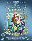 Little Mermaid 1 2 & 3 [Blu-ray] [Import]