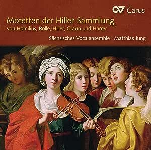 Various: Motetten Der Hiller