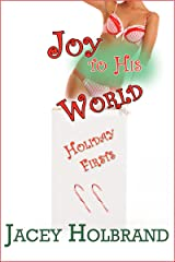 Joy to His World: Taboo First-Time Step Erotica (Holiday Firsts Book 2) Kindle Edition