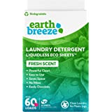 Earth Breeze Fresh Scent Laundry Sheets