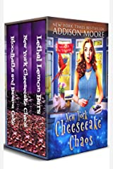 Murder in the Mix Books 7-9 (Murder in the Mix Boxed Set Book Book 3) Kindle Edition