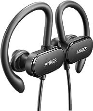 Anker SoundBuds Curve (Bluetoothイヤホン)【Bluetooth 4.1対応/約14時間の連続通話/IPX5防水規格/マイク内蔵】