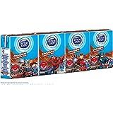 Dutch Lady Marvel Milky Chocolate UHT Milk 125 ML (Pack of 4)