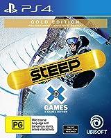 Steep X Games Gold (PlayStation 4)