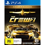 The Crew 2 Gold Edition (PlayStation 4)
