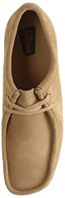 Wallabee: Fudge Suede