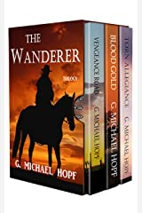 The Wanderer Series Box Set, Books 1-3: Western Historical Fiction Kindle Edition