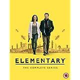 エレメンタリー ホームズ&ワトソン in NY シーズン1-7 コンプリートBOX [DVD-PAL方式 ※日本語無し](輸入版) -Elementary The Complete Series-