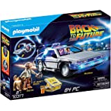 Playmobil Playmobil Back to The Future Delorean Play Figures