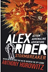 Stormbreaker (Alex Rider Book 1) Kindle Edition