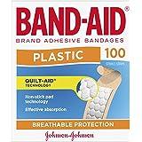 Band-Aid Brand Plastic Strips 100