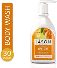 JASON Glowing Apricot Body Wash, 887 ml