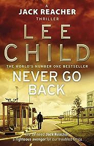 Never Go Back (Jack Reacher, Book 18)