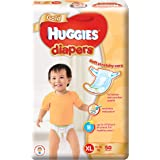 HUGGIES Gold Diapers, Extra Large, 50ct