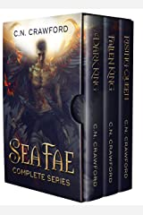 Sea Fae Trilogy: Complete Series Kindle Edition
