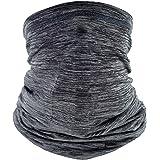 Azue ネックカバー UVカット ネックガード フェイスガード 冷感 夏 紫外線対策 吸汗速乾 男女兼用