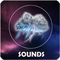 雷雨の音: 睡眠-リラックス