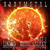 【メーカー特典あり】 LIVE ALBUM(1日目)LEGEND - METAL GALAXY [DAY-1] (MET…