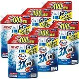 【Amazon.co.jp 限定】【ケース販売】アタック 3X(抗菌・消臭・洗浄もこれ1本で解決!)詰め替え 大容量 1…
