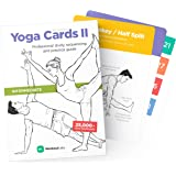Yoga Cards II: Intermediate – Premium Visual Study, Class Sequencing & Practice Guide with Sanskrit Asana Names Vol. 2 by Wor