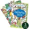 Yoto 'The Magic Faraway Tree Trilogy' by Enid Blyton Card Pack for Yoto Player and Yoto App – 3 Cards Including The Enchanted