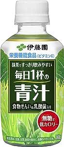 伊藤園 毎日1杯の青汁 食物せんい&乳酸菌入り 240g×24本