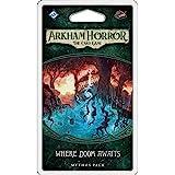 Arkham Horror LCG: Where Doom Awaits Mythos Pack Card Game