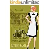 An Unhappy Murder (An Anna Fairweather Murder Mystery Book 5)