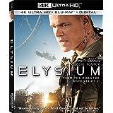 Elysium [UHD/Blu-ray/Digital Combo Pack]