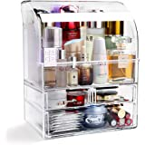 ANAN Baby Makeup Organizer Acrylic Cosmetic Storage Drawers and Jewelry Display Box Dustproof and Waterproof