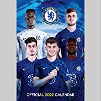 The Official Chelsea F.C. Calendar 2022 (The Official Chelse…