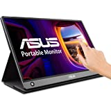 "ASUS MB16AMT Touch Screen Monitor 39.6 cm (15.6"") 1920 x 1080 Pixels Grey"