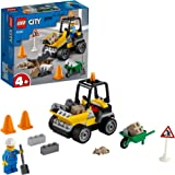 LEGO®CityRoadworkTruck60284BuildingKit