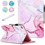 iPad Mini 5 Case Mini 4 Mini 3 2 Cover, FANCITY Smart Wake Sleep Flip Stand Case Soft PU Leather Protective Case with Card Sl