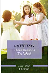 Three Reasons To Wed (The Cedar River Cowboys Book 1) Kindle Edition