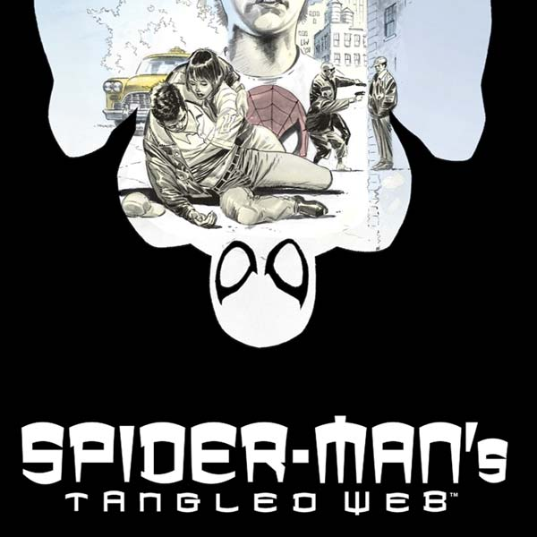 Spider-Man's Tangled Web (2001-2003) (Issues) (22 Book Series)